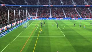 Fifa 14 (PC) FC Bayern vs Brazil (Online Mode)