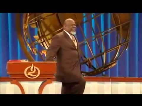 T D Jakes - Can You Hear Me Now