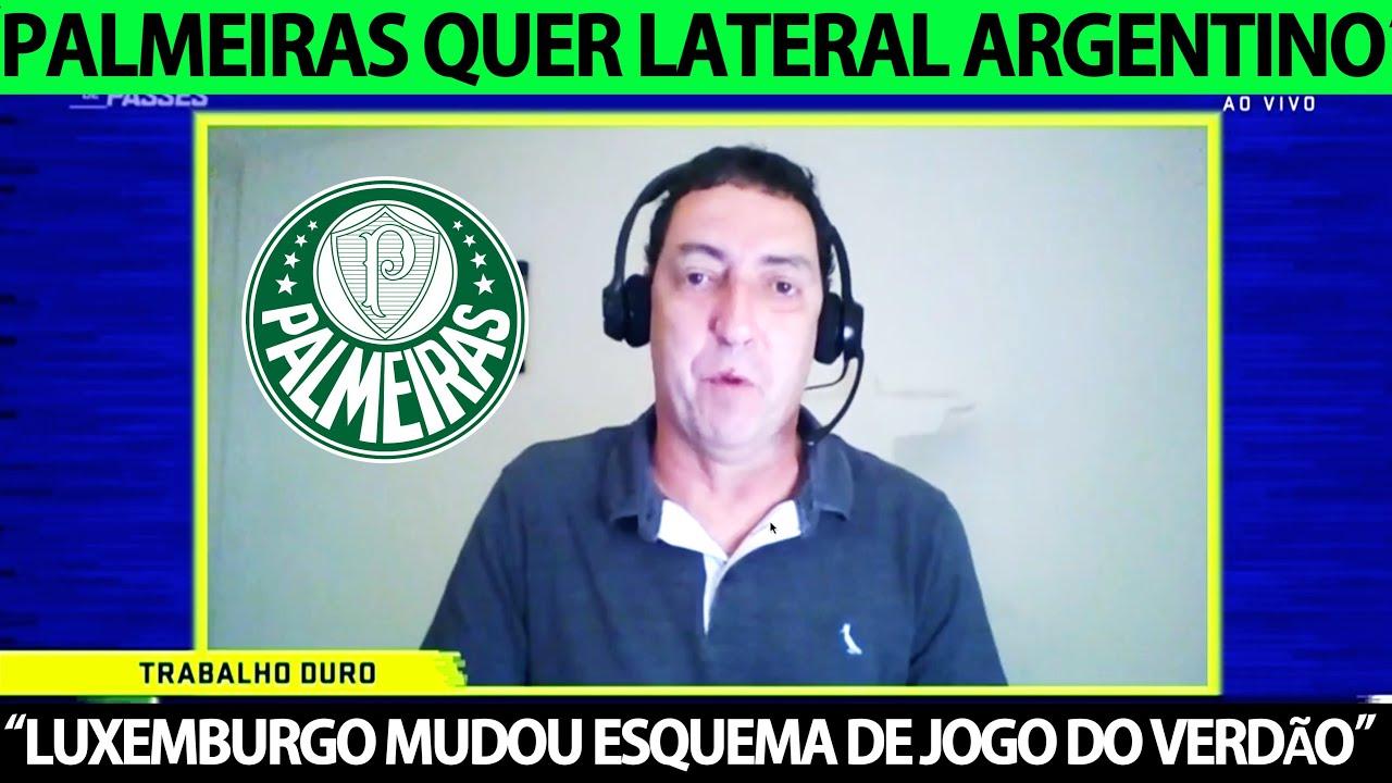 """""""PALMEIRAS ESTÁ FECHANDO COM NOVO LATERAL DIREITO! MUDANÇAS NO PALMEIRAS !"""""""