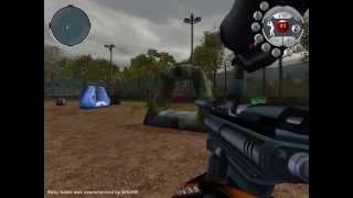 Splat magazine renegade paintball gameplay