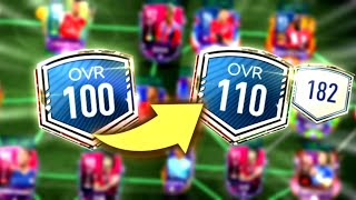 Best Team Upgrade in FIFA Mobile 20 - 50m coins Team Upgrade - Full Master Team