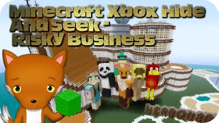 Minecraft Xbox Hide And Seek - Risky Business