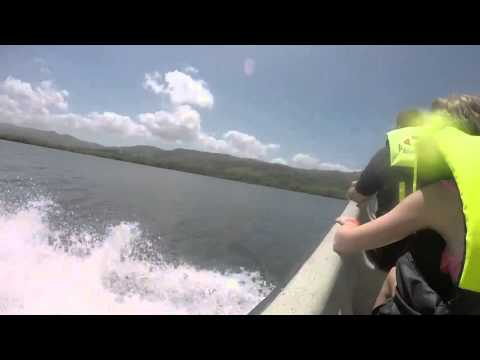 Power boat rides - Dominican Republic 29Mar2016