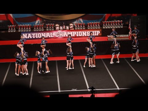 Cheer Athletics Leopards American Cheer Power Southern Nationals 2018