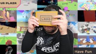 Nintendo Labo VR - HYPE or TRASH? | RGT 85