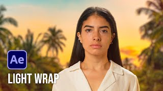 Light Wrap Free After Effects Plugin download