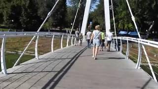 Скачать Сквер Стрелка 23 августа 2018 Харьков день города