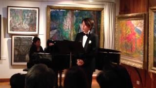 バリトン&ピアノによるティータイムコンサート