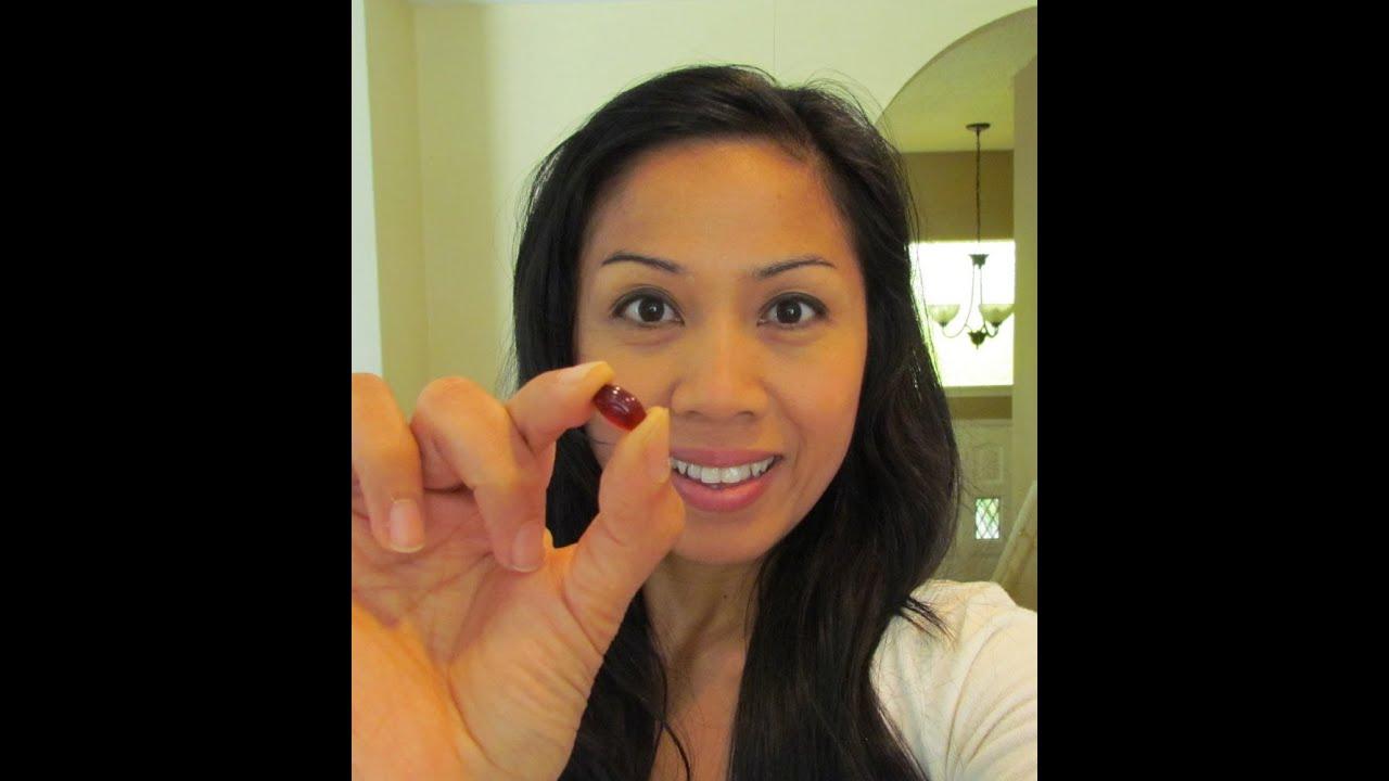 Krill Oil Vs. Fish Oil My Krill Oil Review - YouTube