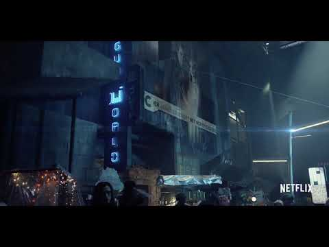 Altered carbon trailer #1 new (2018) Sci-Fi series HD