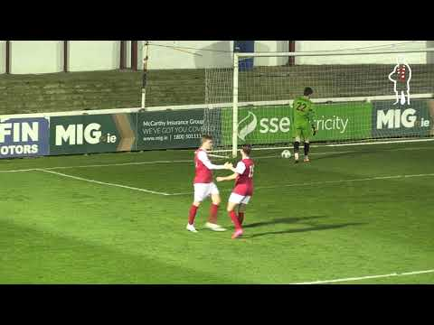 Goal: Chris Forrester (vs Wexford FC 26/02/2021)
