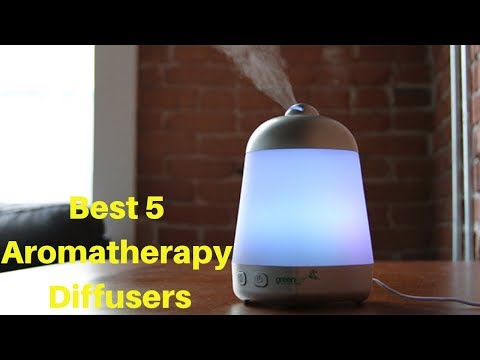 5 Best Aromatherapy Diffuser in 2019