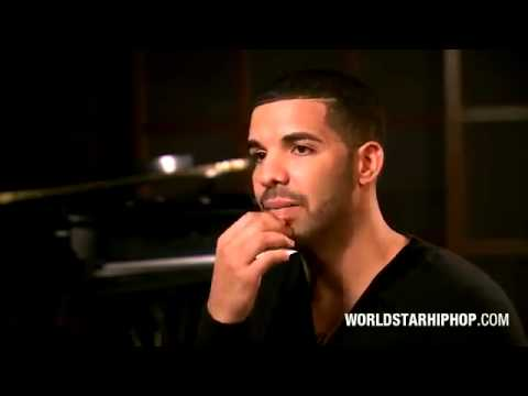 Drake Interview saying he isnt lonely and emotional.
