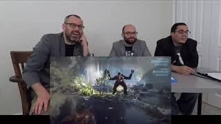 Reaction: Anthem (E3 2018 Electronic Arts Press Conference)