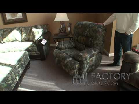 Rose Hill Furniture Mossy Oak Living Room Set