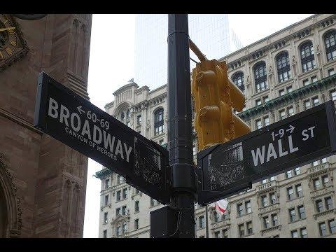 Trump und die Wall Street! Videoausblick