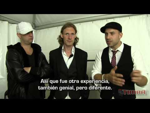 Calle Real Interview - Stockholm 15 September 2013 (Timba.com) subtitulado