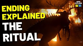 Download lagu The Ritual (2018) ENDING Explained