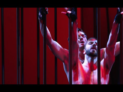 Zumanity: Rated Cirque | Extravaganza | Ep. 3 | Choreographed By Yanis Marshall. Cirque Du Soleil.