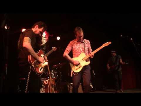 Chuck Prophet and James DePrato Guitar Duel Salt Lake City The State Room 6/6/17