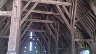 Great Coxwell - The Cistercian Tithe Barn C.1300