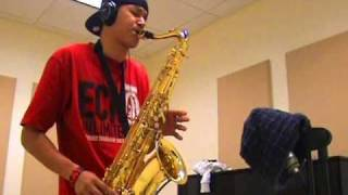 Dido - Thank You - Tenor Saxophone by charlez360