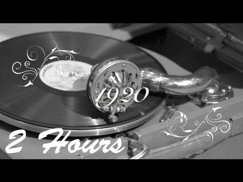 20s & 20s Music: Roaring 20s Music and Songs Playlist Vintage 20s Jazz Music