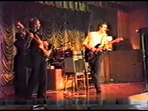 Bonnar & Me at Bell Isle Club   Old VHS tape inc Tracking & speed errors part 2