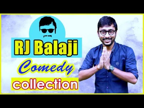 RJ Balaji Comedy Scenes | Latest Tamil Movie Comedy Scenes | Jai | Vijay Sethupathi | Nayanthara