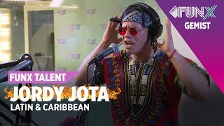 Dopebwoy - Cartier ft. Chivv & 3robi (Jordy Jota Latin cover) | FunX Fuego