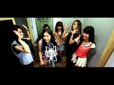 S.O.S - Independent Girl (Official Music Video)   Beautiful Sexy Girl band