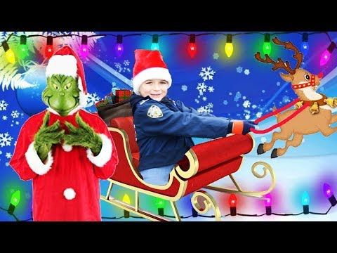 Download Youtube: Christmas Holiday Compilation video featuring Grinch and Elf
