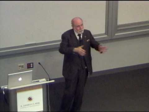 Vint Cerf at U Maryland