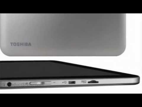 Toshiba AT300SE Tablet with Android 4.1, NVIDIA Tegra 3 with graphics, 1GB RAM, 3 MP Camera