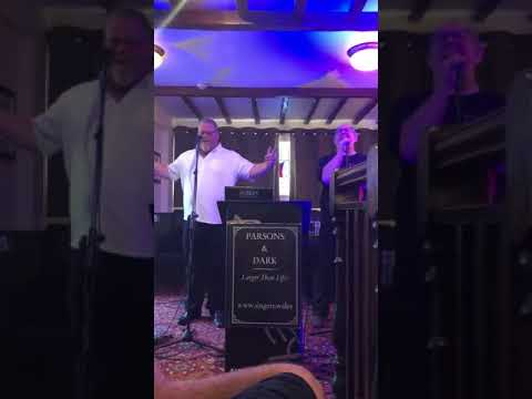 Aubrey and Paul's Four Chord Trick at the Dovey Inn