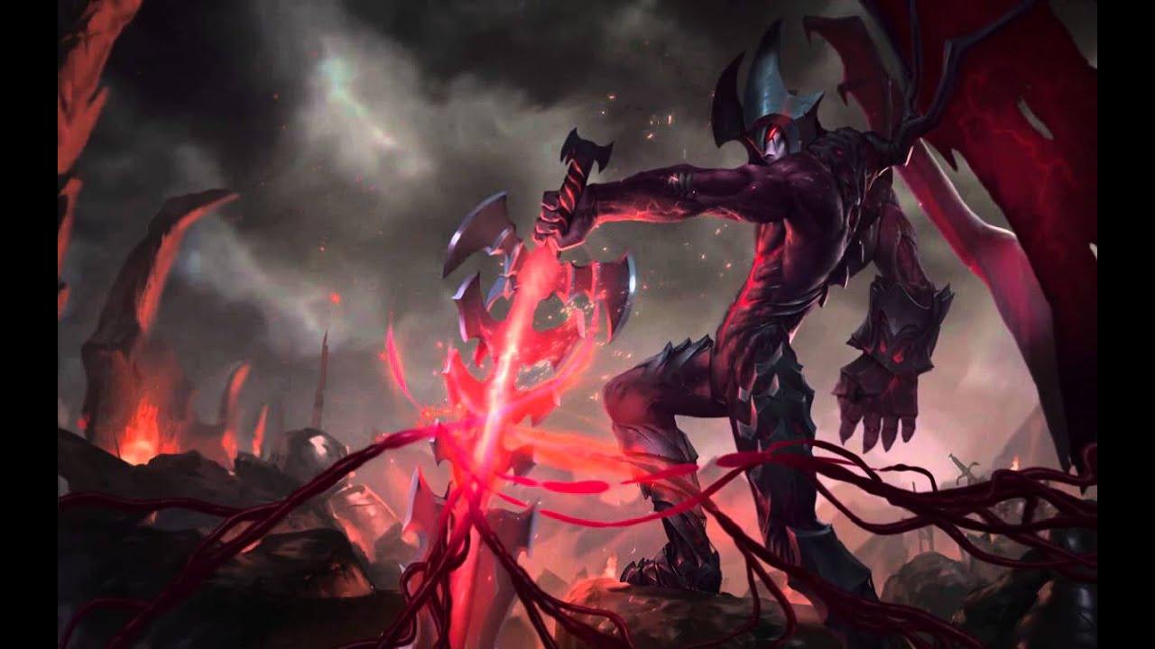 League Of Legends Zed Wallpaper Hd Aatrox Dreamscene Hd Wallpaper Animated Login