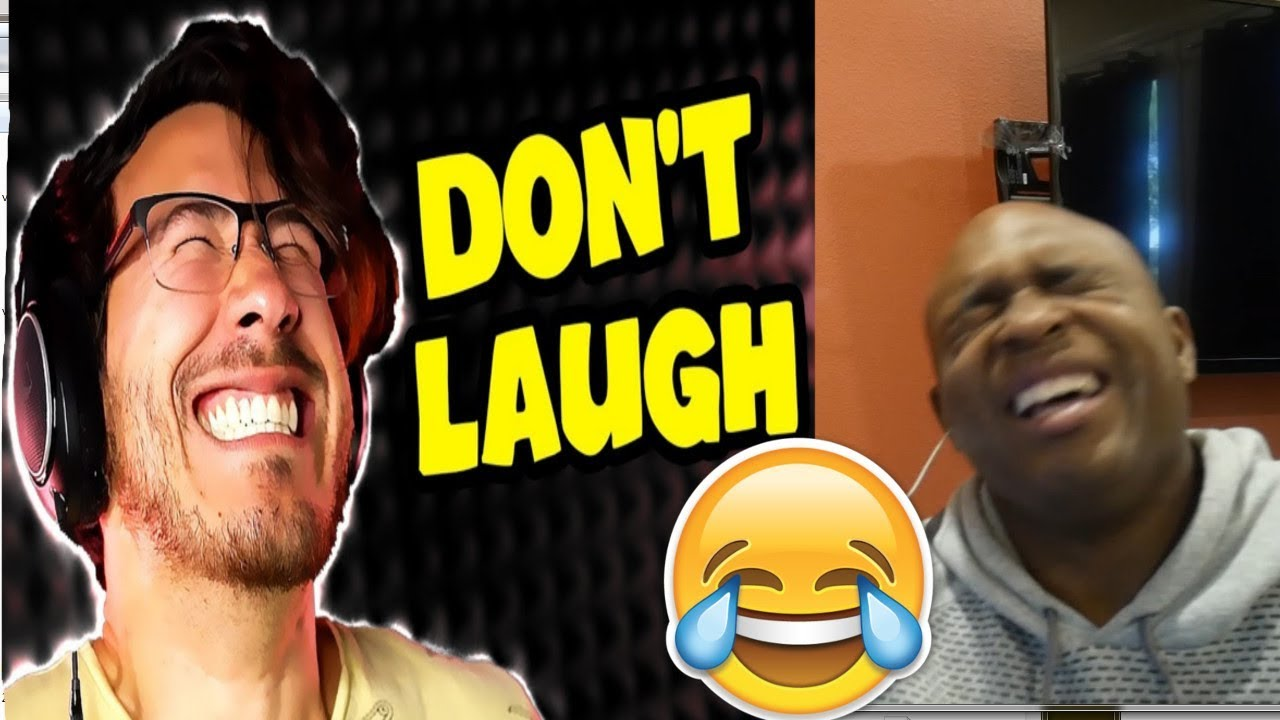 MARKIPLIER'S Try Not To Laugh Challenge REACTION #2 - YouTube Markiplier Try Not To Laugh