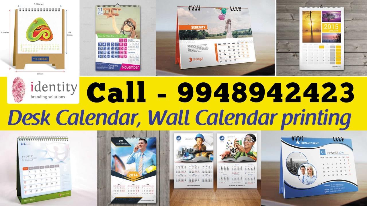 English calendar, telugu calendar Designing & printing in hyderabad ...