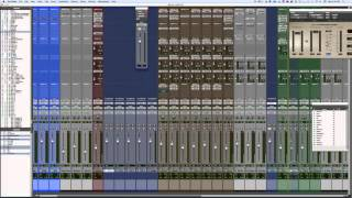 Using VCA Groups in Pro Tools - Mixing With Mike Mixing Tip