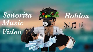 camila cabello e shawn mendes- Seorita ROBLOX Video musicale