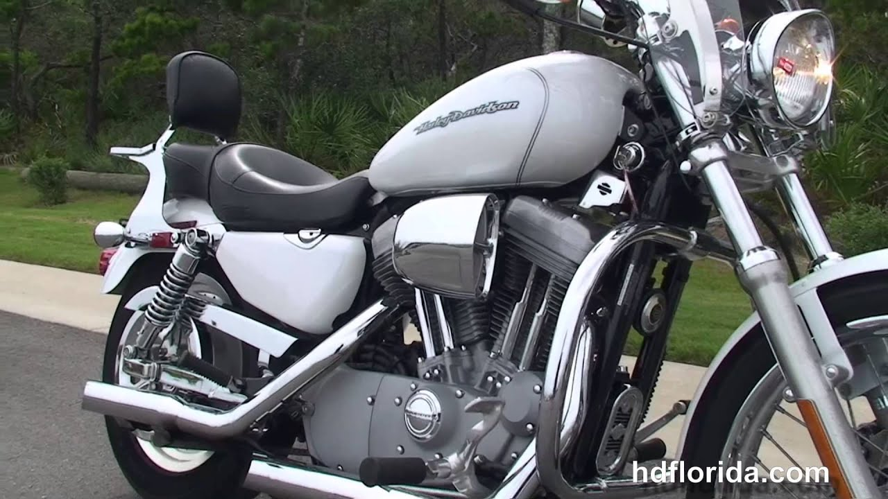 Used 2004 Harley Davidson 883 Custom Sportster Motorcycles for sale