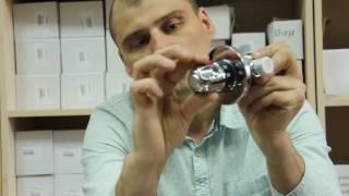 Ремонт, замена смесителя в душевой кабине - Капморган(В данном видео обзоре мы расскажем какие смесители для душевых кабин бывают и их технические характеристик..., 2016-05-16T15:35:21.000Z)
