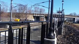 Amtrak ACS-64 #669 Arriving At Kingston