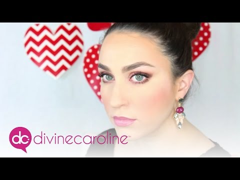 Makeup Tutorial: Valentine's Date Night | MORE