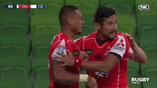 2018 Super Rugby Round 15: Rebels vs Sunwolves