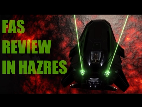 Elite Dangerous: Review of FAS in HazRes with full efficient beam laser loadout