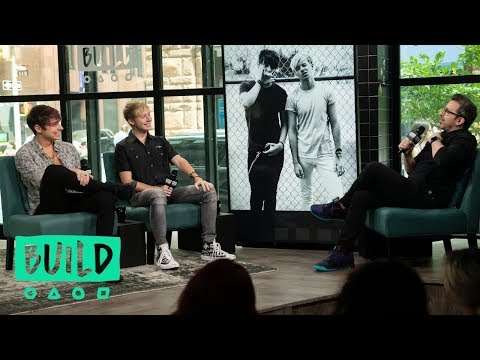 """Sam and Colby Chat About Their Show, """"The Origin,"""" & More"""