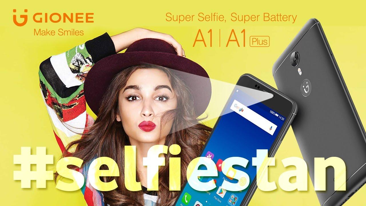 Image result for #Selfiestan Gionee