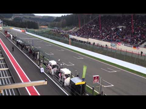WEC Spa Francorchamps The Race 2015