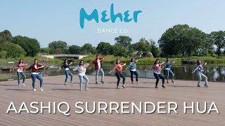 Aashiq Surrender Hua | Bollywood Dance | Chicago | Meher Dance Company | Happy Diwali